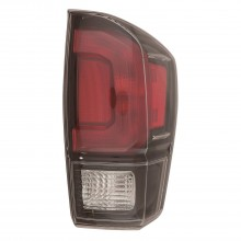 2017 - 2019 Toyota Tacoma Tail Light Rear Lamp - Right (Passenger) (NSF Certified)