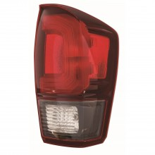 2018 - 2020 Toyota Tacoma Tail Light Rear Lamp - Right (Passenger)