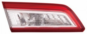 2012 - 2014 Toyota Camry Rear Tail Light Assembly Replacement / Lens / Cover - Left (Driver) Side Inner - (Gas Hybrid)