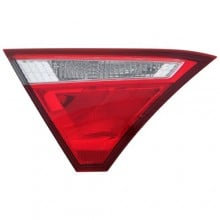2015 -  2016 Toyota Camry Rear Tail Light Assembly Replacement / Lens / Cover - Left (Driver) Side Inner - (Gas Hybrid)