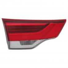 2017 - 2019 Toyota Highlander Tail Light Rear Lamp - Left (Driver) (CAPA Certified)