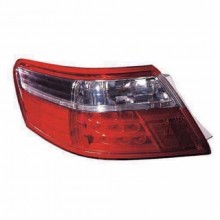 2007 -  2009 Toyota Camry Rear Tail Light Assembly Replacement / Lens / Cover - Left (Driver) Side Outer - (Hybrid Gas Hybrid)