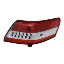 2010 - 2011 Toyota Camry Rear Tail Light Assembly Replacement / Lens / Cover - Right (Passenger) Side Outer