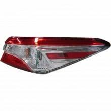 2018 - 2020 Toyota Camry Tail Light Rear Lamp - Right (Passenger)
