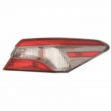 2018 - 2019 Toyota Camry Tail Light Rear Lamp - Right (Passenger) (CAPA Certified)