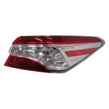 2018 - 2020 Toyota Camry Tail Light Rear Lamp - Right (Passenger) (CAPA Certified)