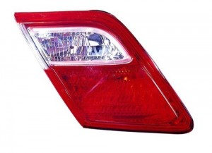 2007 -  2009 Toyota Camry Tail Light Housing - Left (Driver) Side Replacement