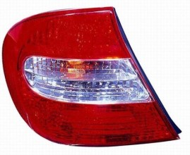 2002 - 2004 Toyota Camry Tail Light Housing (CAPA Certified) - Left (Driver) Side Replacement