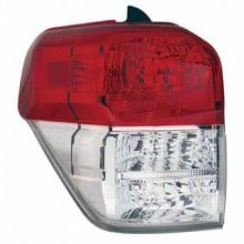 2010 - 2013 Toyota 4Runner Rear Tail Light Assembly Replacement Housing / Lens / Cover - Left (Driver) Side - (Limited + SR5)