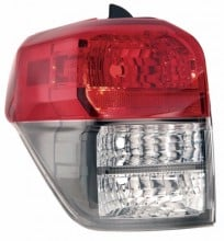 2010 -  2013 Toyota 4Runner Rear Tail Light Assembly Replacement Housing / Lens / Cover - Left (Driver) Side - (Trail)