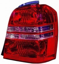 2001 -  2003 Toyota Highlander Rear Tail Light Assembly Replacement Housing / Lens / Cover - Right (Passenger) Side