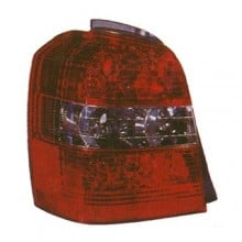 2004 -  2007 Toyota Highlander Rear Tail Light Assembly Replacement Housing / Lens / Cover - Right (Passenger) Side