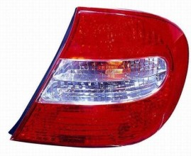 2002 - 2004 Toyota Camry Tail Light Housing (CAPA Certified) - Right (Passenger) Side Replacement