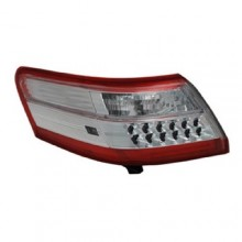 2010 -  2011 Toyota Camry Rear Tail Light Assembly Replacement Housing / Lens / Cover - Right (Passenger) Side - (Gas Hybrid)