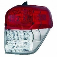 2010 -  2013 Toyota 4Runner Rear Tail Light Assembly Replacement Housing / Lens / Cover - Right (Passenger) Side - (Limited + SR5)