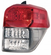 2010 -  2013 Toyota 4Runner Rear Tail Light Assembly Replacement Housing / Lens / Cover - Right (Passenger) Side - (Trail)
