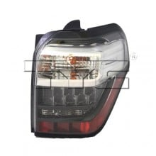 2014 - 2015 Toyota 4Runner Rear Tail Light Assembly Replacement Housing / Lens / Cover - Right (Passenger) Side