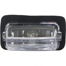 2012 - 2019 Toyota Camry License Light Assembly - Left or Right (Driver or Passenger)