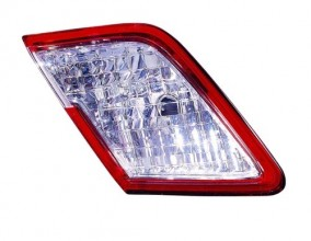 2007 -  2009 Toyota Camry Back Up Light Assembly - Rear Left (Driver) Side Inner - (Gas Hybrid) Replacement