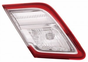 2010 -  2011 Toyota Camry Back Up Light Assembly - Rear Left (Driver) Side - (Gas Hybrid) Replacement