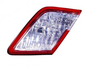2007 -  2009 Toyota Camry Back Up Light Assembly - Rear Right (Passenger) Side Inner - (Gas Hybrid) Replacement