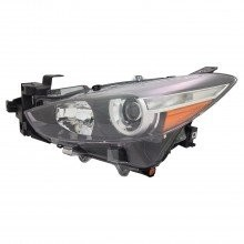 2017 - 2018 Mazda 3 Headlight Assembly - Left (Driver)