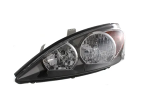 2002 - 2004 Toyota Camry Front Headlight Assembly Replacement Housing / Lens / Cover - Left (Driver) Side - (SE)