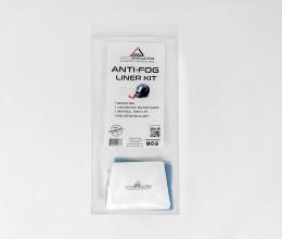 Motoshield Pro Anti-Fog Cut to Size Liner Kit for Most Popular Helmet Visors (2-Pack)