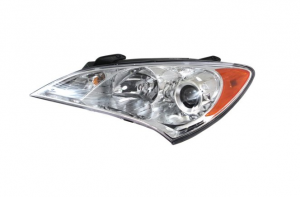 2012 Hyundai Genesis Coupe Front Headlight Left Driver