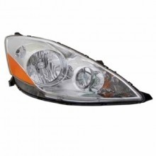 2006 - 2010 Toyota Sienna Front Headlight Assembly Replacement Housing / Lens / Cover - Right (Passenger) Side