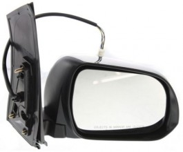 2011 -  2012 Toyota Sienna Side View Mirror Assembly / Cover / Glass Replacement - Right (Passenger) Side