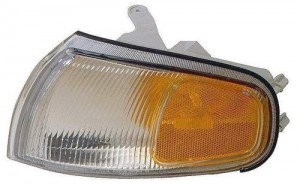 1995 -  1996 Toyota Camry Parking Light Assembly Replacement / Lens Cover - Left (Driver) Side