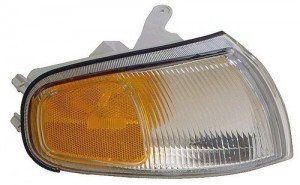 1995 - 1996 Toyota Camry Parking Light Assembly Replacement / Lens Cover - Right (Passenger) Side