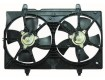 2004 -  2009 Nissan Quest Engine / Radiator Cooling Fan Assembly