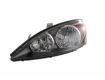 2002 - 2004 Toyota Camry Front Headlight Assembly Replacement Housing / Lens / Cover - Left <u><i>Driver</i></u> Side - (SE)